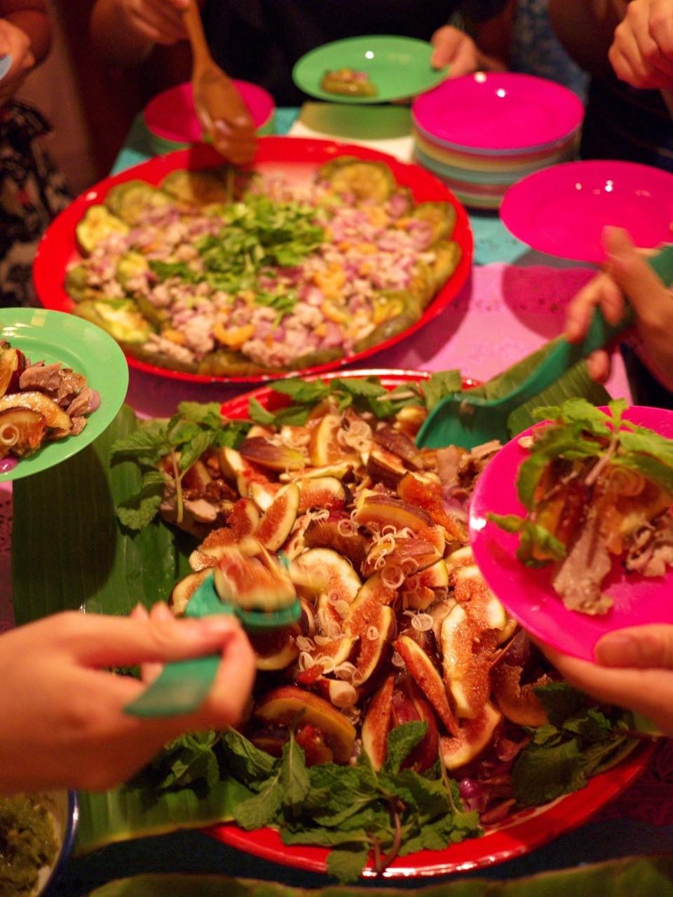 【12/15開催】美味しい魚でタイ料理