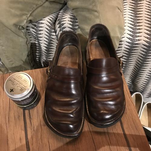 WORKSHOP:靴磨き職人による 足のコト靴のコト