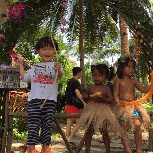 フィリピン家族留学帰国報告会