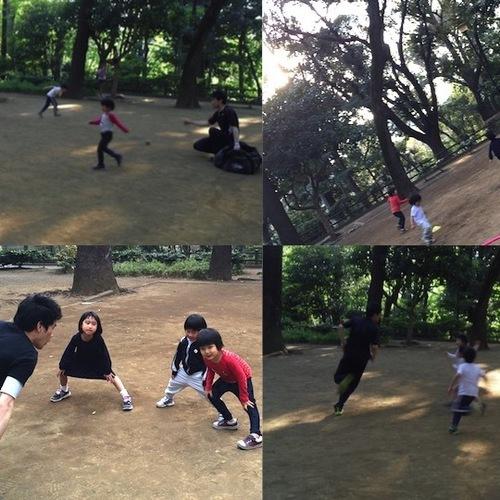 [5-6歳]外遊びを親子の習慣にしよう!親子でフィットネス
