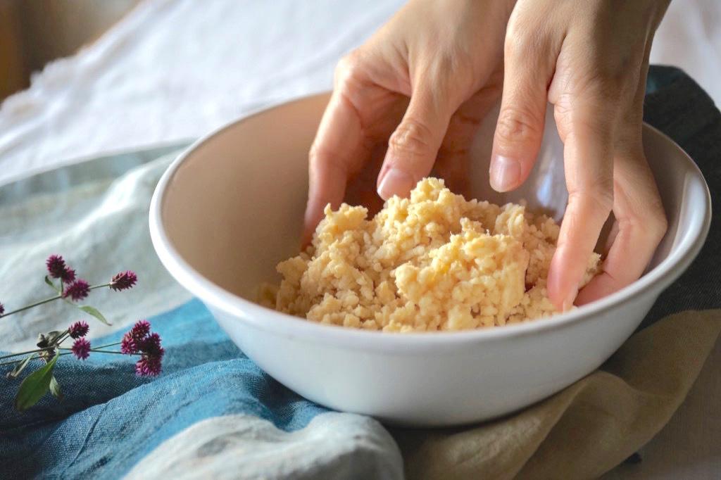 託児なし【味噌作り単発@ふんわり糀家】子供に毎日食べさせたい!ママが作る健康お守り味噌作りレッスン