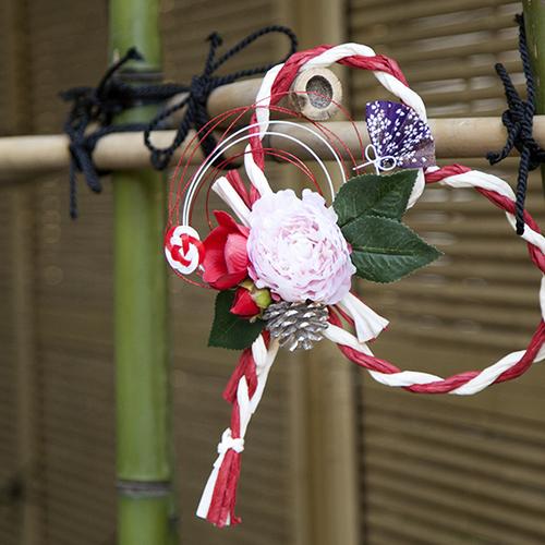 【12月】ピオニーの迎春お正月飾り