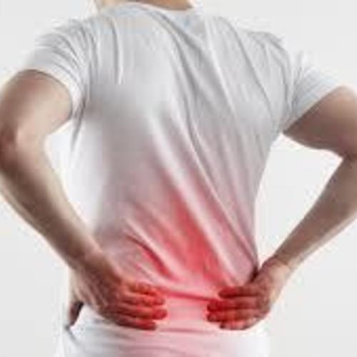 セルフケア講座 腰痛