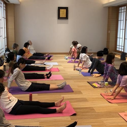キャンサーヨガ&ピラティス教室 7月21日(日)10:15〜11:45