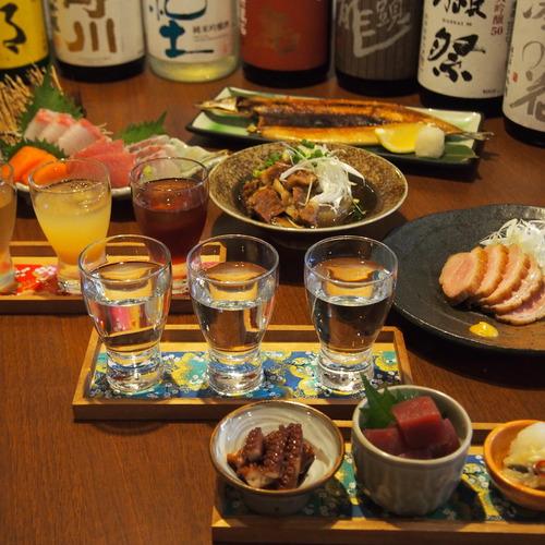 3000円飲み放題コース(料理7品)2時間半