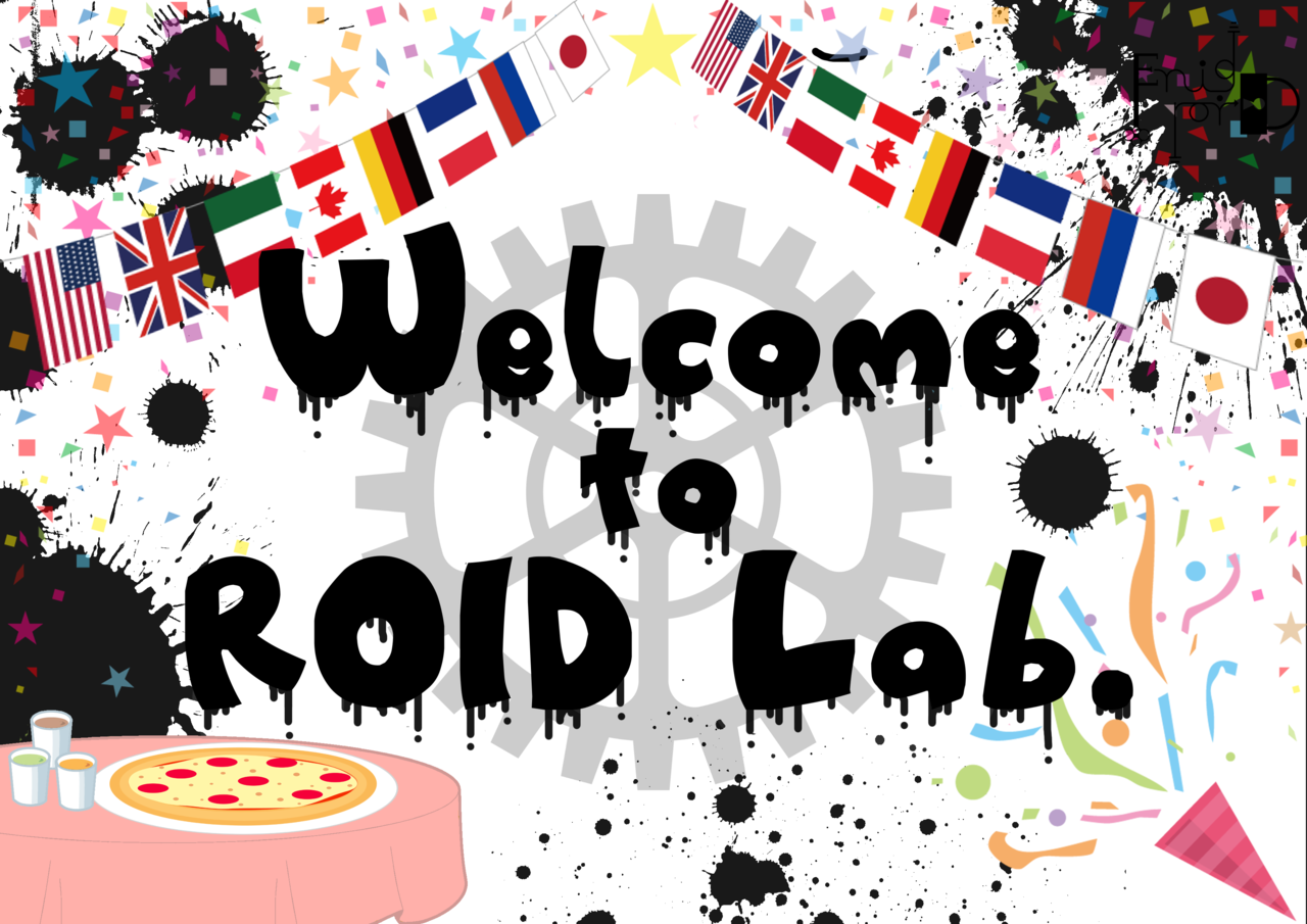 Welcome to ROID Lab.