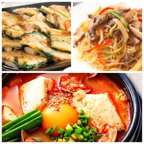 韓国料理を学ぶ