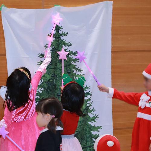 【イベント】リトミック・クリスマスおたのしみ会🎄