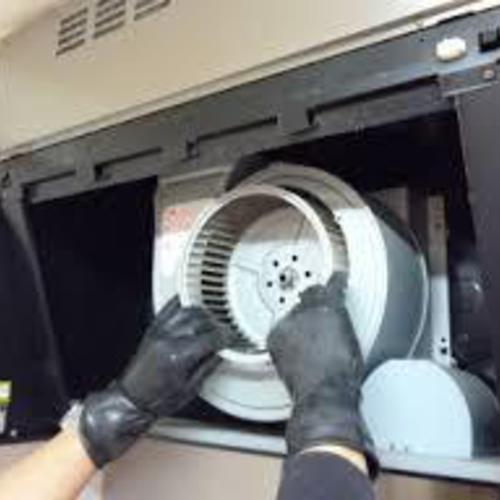 換気扇クリーニング / レンジフードタイプ
