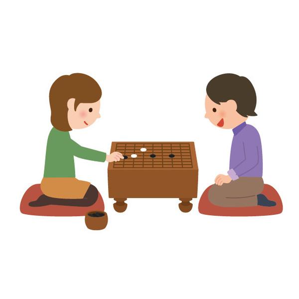 女性のための囲碁教室