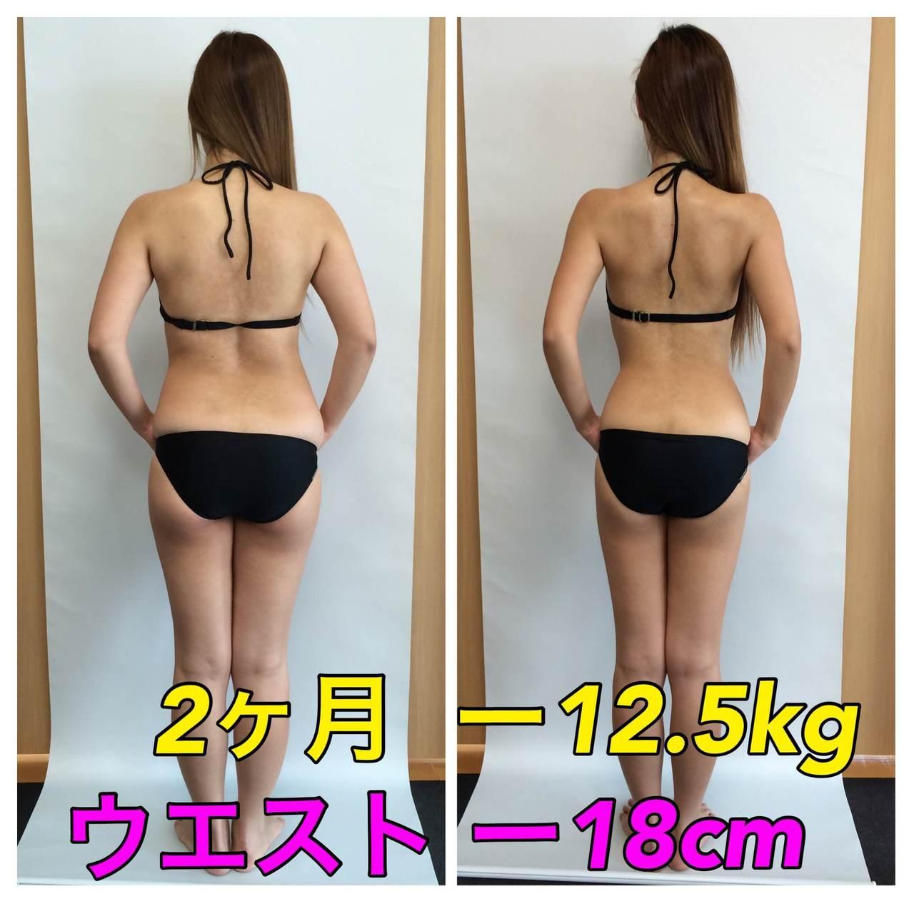 2カ月! 美bodyダイエット(パーソナル)