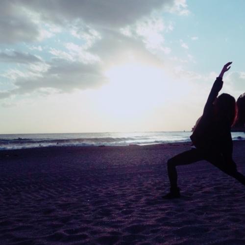 Vinyasa Flow Yoga   椿 美紗