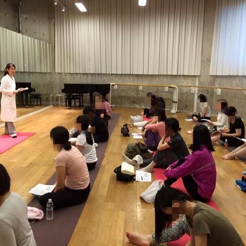 バレエダンサーのための解剖学・コンディショニング講座<全8回>
