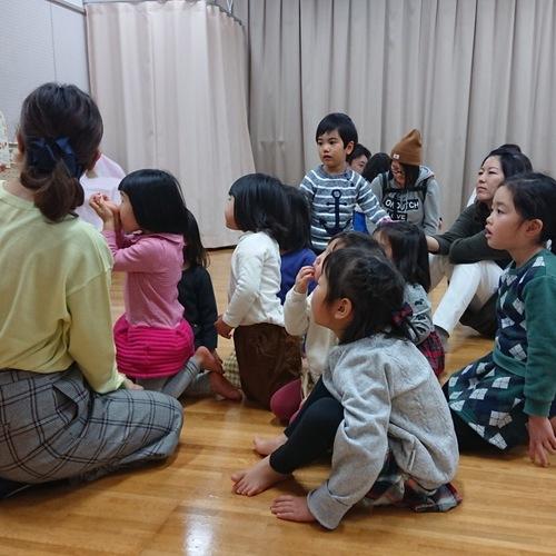 にちようリトミック(幼児クラス)