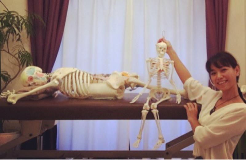 動く解剖学講座で体への理解をぐんと深めよう