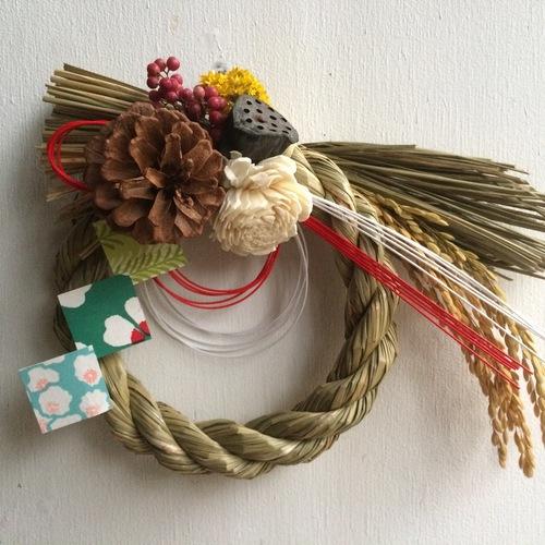 【有楽町】CuiCui.お正月飾り作りワークショップ