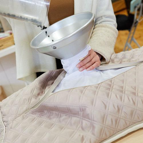 オーダー枕の定期メンテナンス(約30分)
