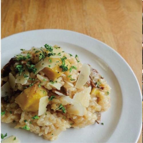 秋に食べたいイタリアン♪【木のキッチンでお料理教室】