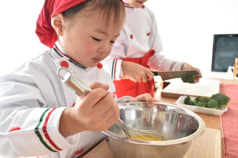 こどもお料理教室バンビーニ9月スケジュール