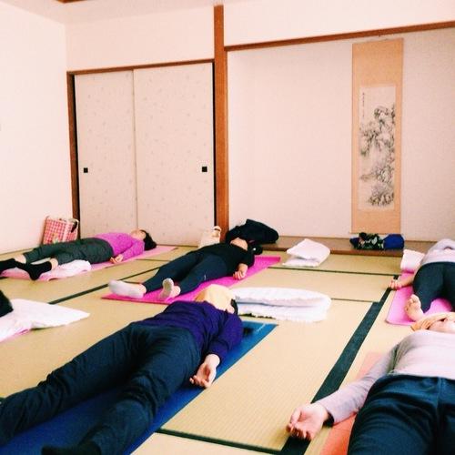 【石川台】心と身体をリラックス!マインドフルヨガ