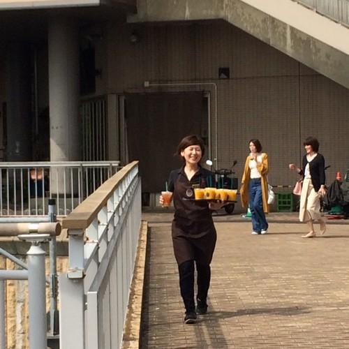 9/10(日) 紫川カフェクルーズ(1ドリンク付)