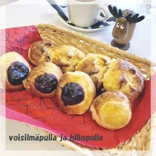 【8/19(日)開催】フィンランドの菓子パン・プッラを作るお料理講座