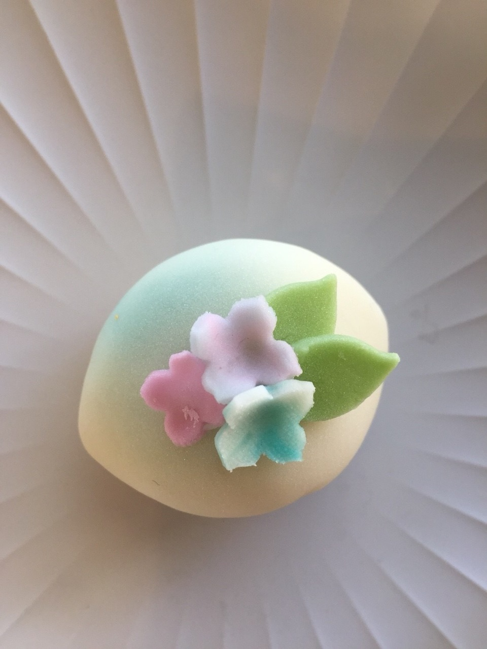 【(鎌倉)長谷坂ノ下会場】手毬の和菓子づくり体験講座(2019年6月)