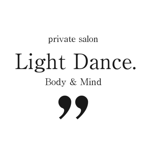 Private salon Light Dance.のご予約