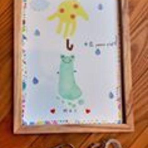 【生後6ヶ月から2歳前後】ファーストシューズ・靴選び勉強会&手形足型アート