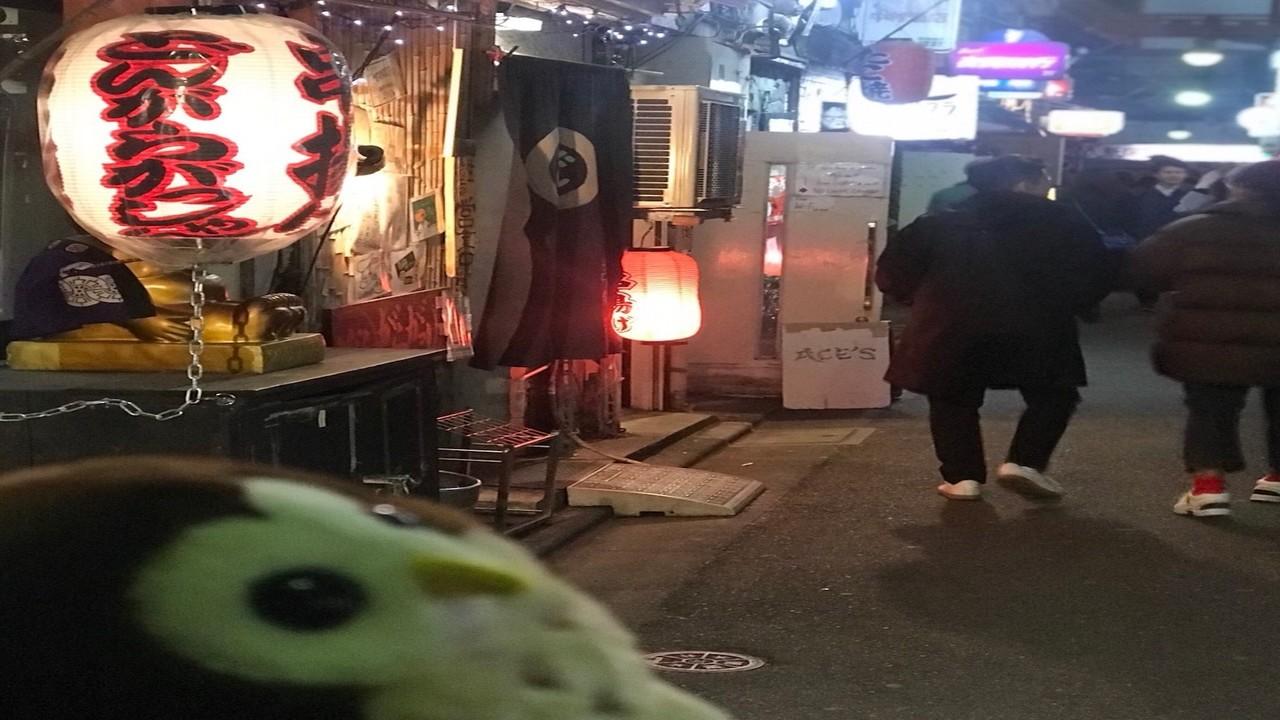 【Shinjuku】 Golden Gai Tour