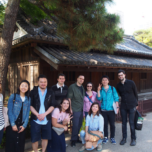 Historical Tour to Edo Castle - East Park Imperial Palace