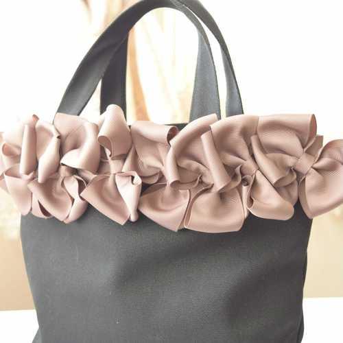 ❤リボンバッグレッスン❤     〜Beaute Ribbon Bag by DRESS M〜