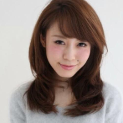 頭髮由NYNY(髮型設計桃)設計了一個桃