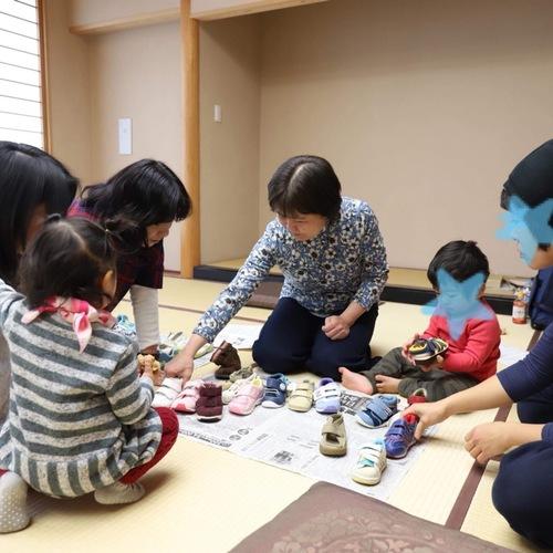 子供の足と足を育てる靴選び講座&親子de個別足計測        1ヶ月間事後メールフォロー付き