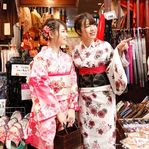 着物レンタルご予約:Reservation of the kimono rental
