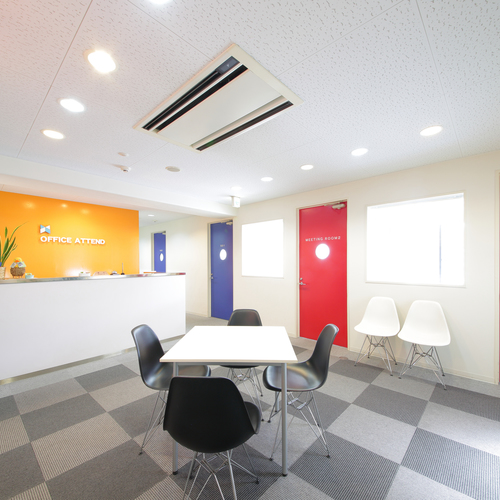 fabbit 新大阪 会議室(meeting room)予約ページ
