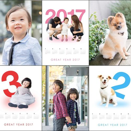 ≪Tスタジオ≫デザインカレンダー撮影会 in 代官山~あなただけの一年を撮ろう~