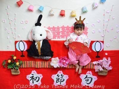 【人気イベント!】おひるねアート&フォトスポット親子撮影会