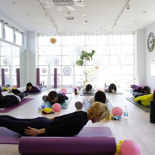 pilates group lesson(土日)