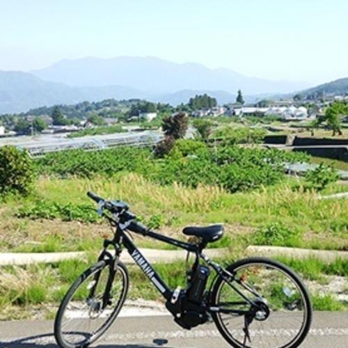 みなクルレンタルサービス/電動アシスト自転車