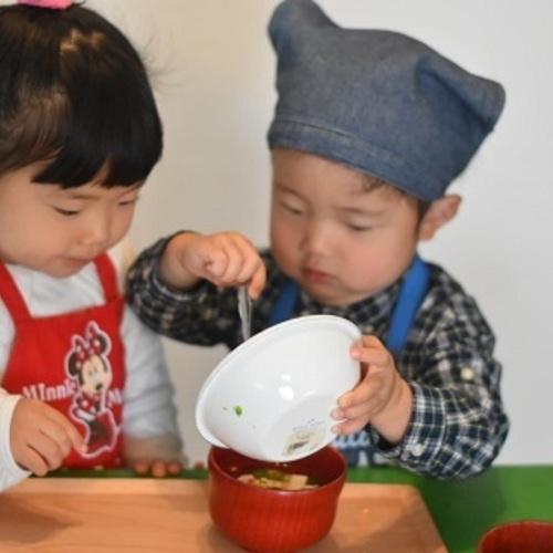 2月28日(木)開催 ランチ付き知育遊び2歳からの おやこナーサリー・プチクラス