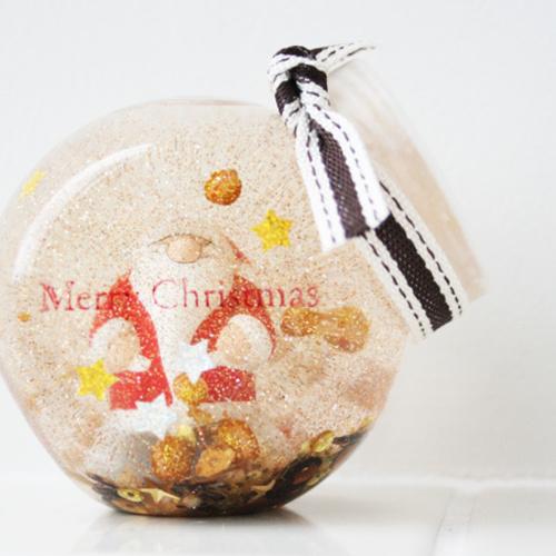 【パピエ*mini*】スノードームを作ろう 12月2日(日)・16日(日) *お子様可