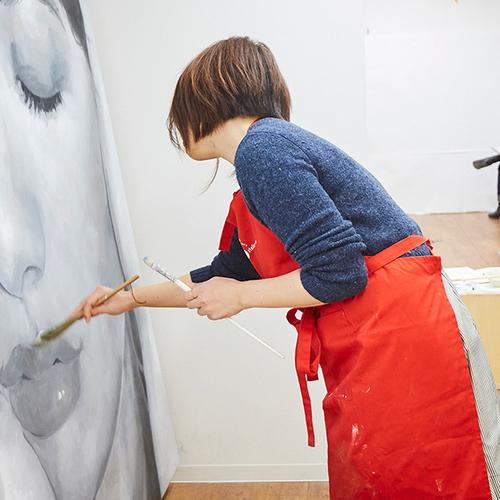 【アトリエ・ジャム】絵画コース 体験レッスンお申し込み