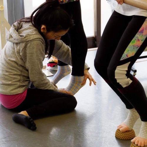 バレエのためのヤムナフット