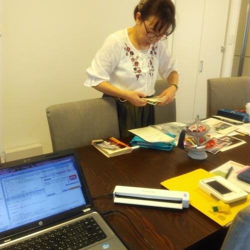 【4月2日】スキャナが使える写真整理クラス「スキャンカフェ」