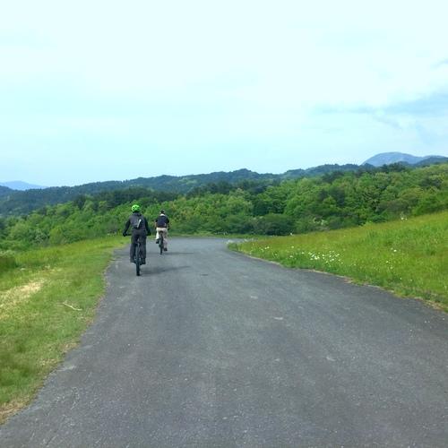 E-MTB プライベートツアー(冒険の森 in ひるぜん)