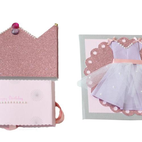 NEW!!【パピエリウムクラフト】Princess Card 9月13日(木)・15日(土)
