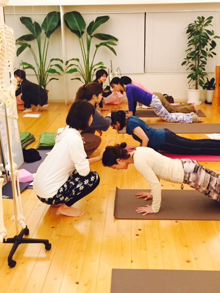 YogaBody® トライアル講座(体験会)9-11月日程