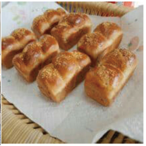 木のキッチンでパン教室「beerbread」&「ベーコンミニミニ食パン」&ホームベーカリーで「パウンドケーキ」