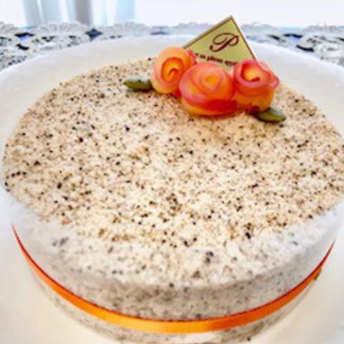 ポジョゲ先生の韓国餅菓子・応用編『紅茶のソルギ 』(小麦・卵・乳不使用)